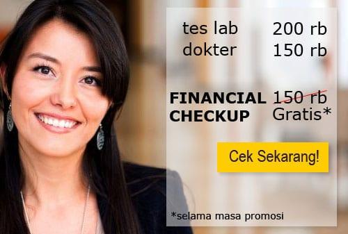 Cek Kesehatan Keuangan Anda dan Keluarga - Perencana Keuangan Independen Finansialku