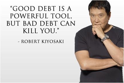 Good Debt is A Powerful Tool, but Bad Debt Can Kill You No Way Labil Ekonomi, Baca Dulu Ini!