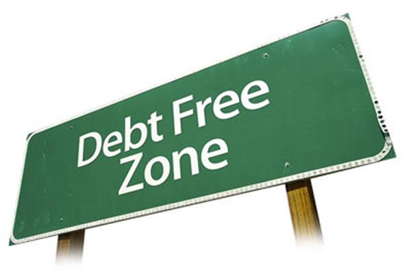 debt-free-sign-235253