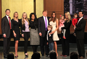 2 3 2011 - B Show - The Trump Family