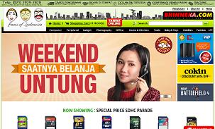 Bhinneka.Com Toko Online Komputer Gadget Fotografi Elektronik Musik dan banyak lagi bisnis online