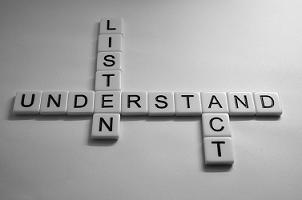 Listen-Understand-Act bisnis online