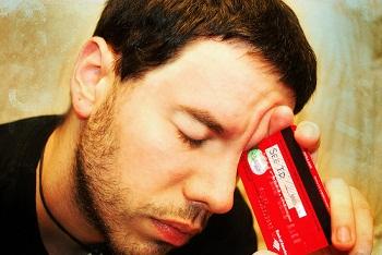3 Hal untuk Bebas Utang Kartu Kredit credit-frustration