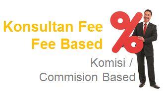 Kenali Perbedaan Perencana Keuangan atau Agen Penjual - Konsultan Fee dan Komisi