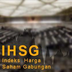 Indeks Harga Saham Gabungan (IHSG)