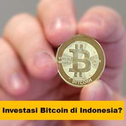 Investasi Bitcoin di Indonesia menurut Bank Indonesia
