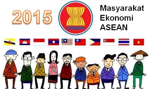 Masyarakat Ekonomi Asean Tantangan Indonesia 2015