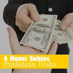 4 kunci sukses pendanaan usaha finansialku