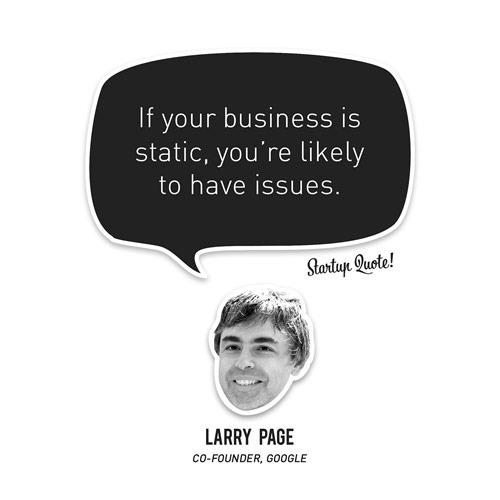start-up-quotes-2 cara kaya ala larry page