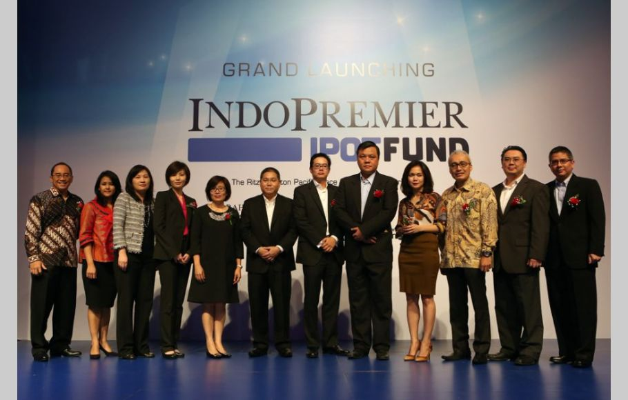 Supermarket Reksadana di Indonesia Grand Launching IPOTFund