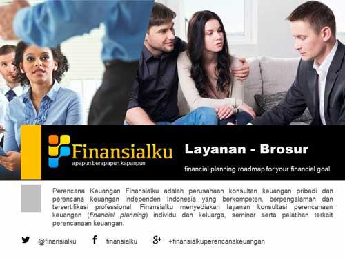 Download Brosur Layanan  Finansialku Perencana Keuangan Independen - Konsultasi Pelatihan dan  Aplikasi