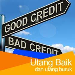Fungsi Utang dalam Keuangan Keluarga Utang Baik dan Utang Buruk Finansialku