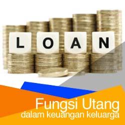 Fungsi Utang dalam Keuangan Keluarga