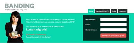 Finansialku - Website untuk Membandingkan Jasa Keuangan Banding