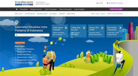 Finansialku - Website untuk Membandingkan Jasa Keuangan IPOT fund