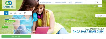 Finansialku - Website untuk Membandingkan Jasa Keuangan Kredit Aja Indonesia