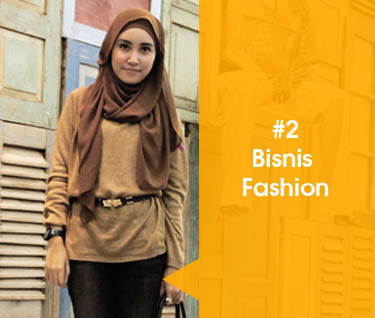 Peluang Bisnis Rumahan di Bulan Puasa - Bisnis Fashion