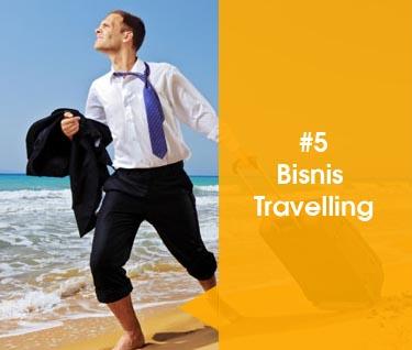 Peluang Bisnis Rumahan di Bulan Puasa - Bisnis Travelling