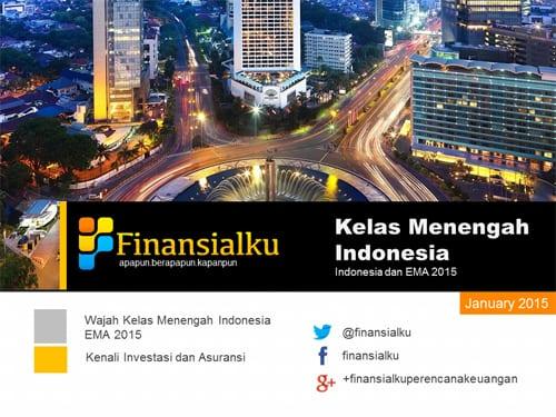 Finansialku E Magazine 2015 - 01 - Kelas Menengah Indonesia