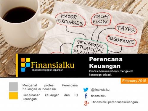 Finansialku E Magazine 2015 - 02 - Perencanaan Keuangan Keluarga Indonesia