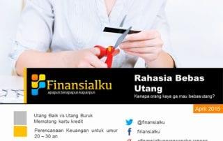 Finansialku E Magazine 2015 - 04 - Rahasia Bebas Utang