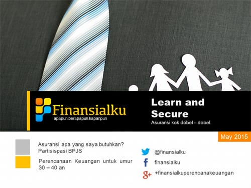 Finansialku E Magazine 2015 - 05 - Learn and Secure