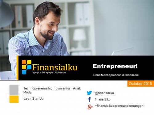 Finansialku E Magazine 2015 - 10 - Entrepreneur
