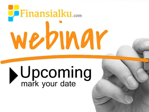 Finansialku Perencana Keuangan Independen Webbinar Upcoming Mark Your Date