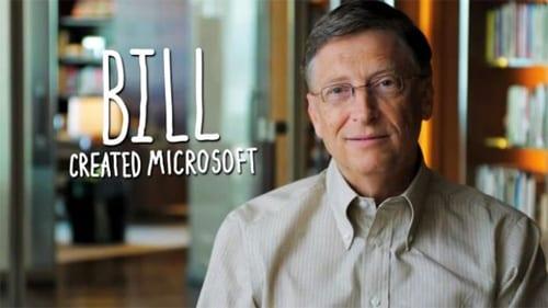 Bill Gates Microsoft - Drop Out dan Jadi Kaya - Bagiamana Orang Kaya Menciptakan Uang - Perencana Keuangan Independen Finansialku