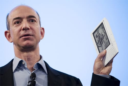 Jeff Bezos founder Amazon - Orang Kaya di Abad Informasi - Perencana Keuangan Independen Finansialku