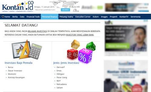 Wiki pasar keuangan