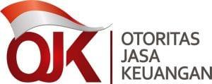 Logo OJK Otoritas Jasa Keuangan (OJK)