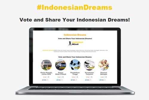 Mimpi Kelas Menengah Indonesia – #IndonesianDreams - Perencana Keuangan Independen Finansialku