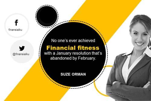 Resolusi Keuangan 2015, Buat di Januari lup a di Februari - Perencana Keuangan Independen Finansialku Web