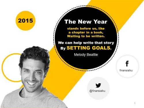 Setting Goals Menetapkan Tujuan Web