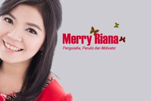 Kisah Sukses Merry Riana - Motivator dari Indonesia - Perencana Keuangan Independen Finansialku