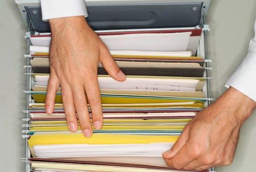 Menyimpan Dokumen Keuangan Keluarga - Perencana Keuangan Independen Finansialku