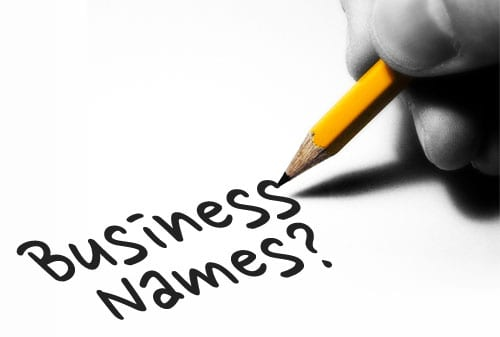 Cara Memilih Nama Untuk Bisnis