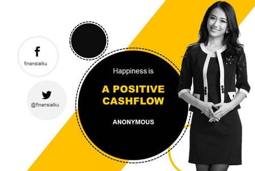Bahagia Itu Kalau Arus Kas Positif - Perencana Keuangan Independen Finansialku (Website)