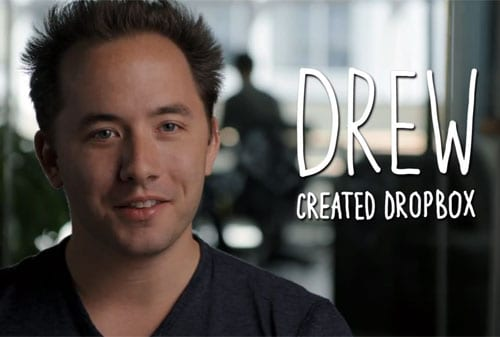 Kisah Sukses Drew Houston Pendiri DropBox - Perencana Keuangan Independen Finansialku