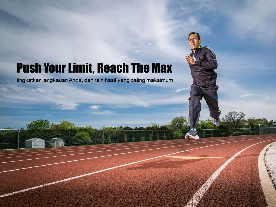 Push Your Limit and Reach The Max - Perencana Keuangan Independen Finansialku