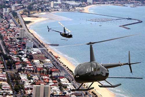 6 Barang Mewah Terkena Pajak di Indonesia - Finansialku - Helikopter dan Pesawat Terbang