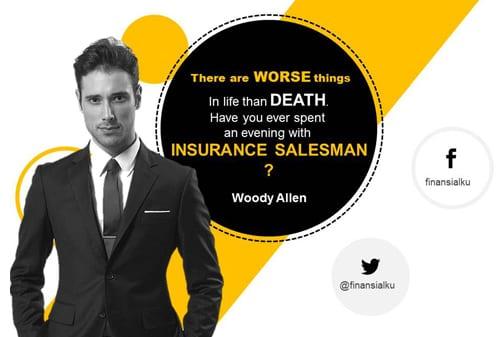 Berdiskusi dengan Agen Asuransi - Quote -Perencana Keuangan Independen Finansialku (Website)