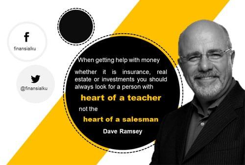 Membeli Asuransi dari Seorang Agen Berjiwa Guru - Perencana Keuangan Independen Finansialku