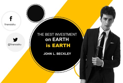 Kata Louis, Investasi Terbaik di Dunia adalah - Perencana Keuangan Independen Finansialku