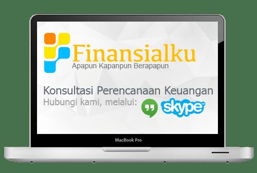 Konsultasi Perencanaan Keuangan via Skype dan Google HangOut - Finansialku