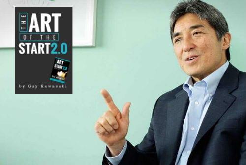 5 Seni Memulai Bisnis Menurut Guy Kawasaki