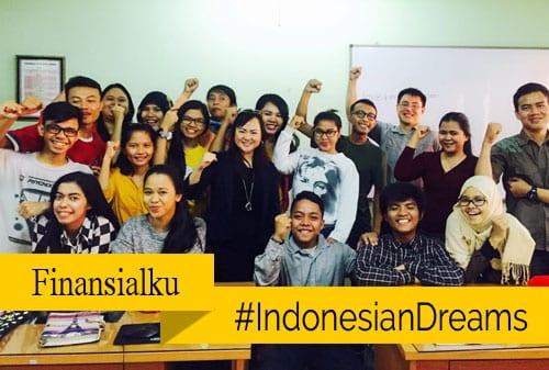 Foto Bersama Pelatihan - Berinvestasi Reksa Dana di UNKRIS Jakarta - Perencana Keuangan Independen Finansialku