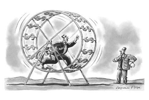Menjadi Seseorang yang Berani Keluar dari Zona Nyaman - Rat Race - Perencana Keuangan Independen Finansialku