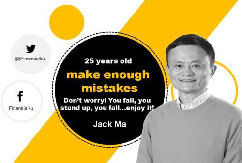 Nasehat Jack Ma untuk Entrepreneur Muda - Perencana Keuangan Independen Finansialku